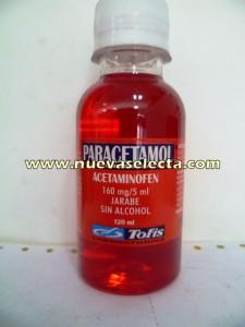 Paracetamol Jarabe